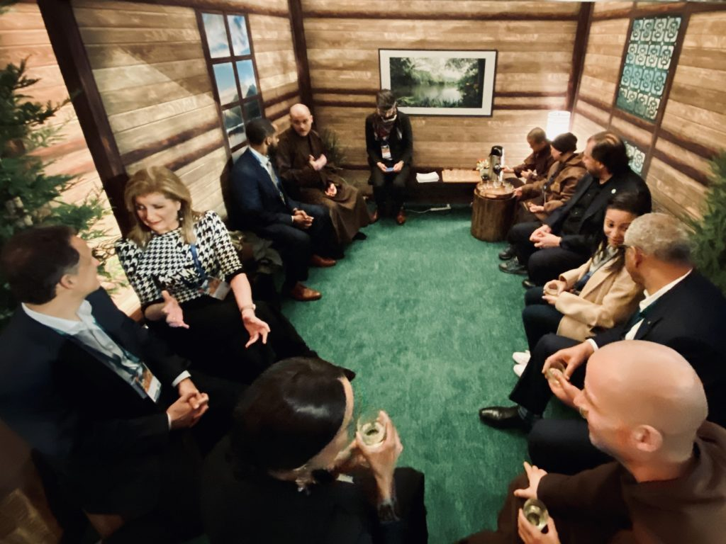 Circle of CEOs at Dreamforce