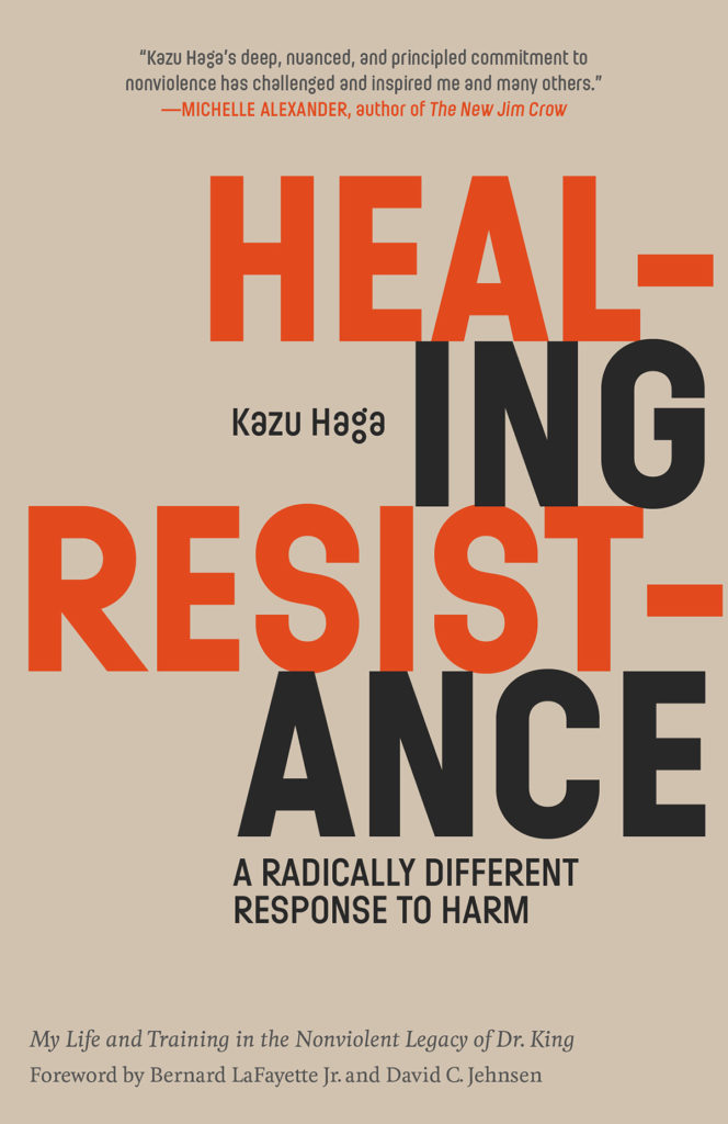 Healing Resistance book cover